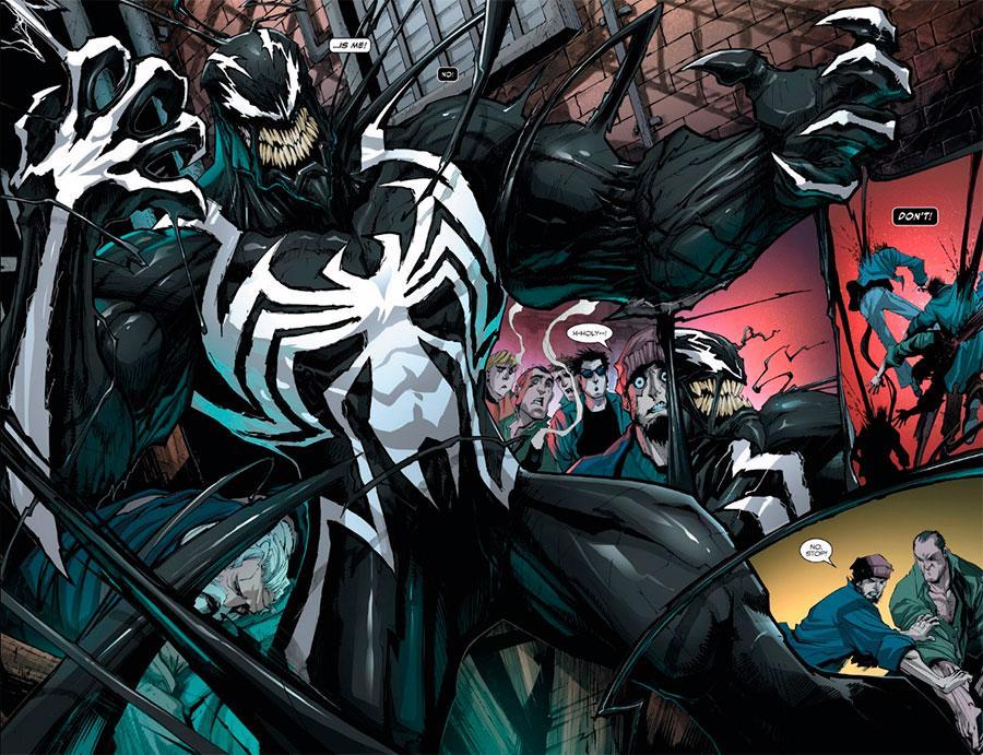 Venom cómic