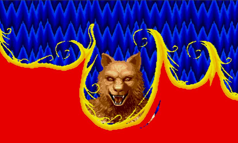 altered beast película