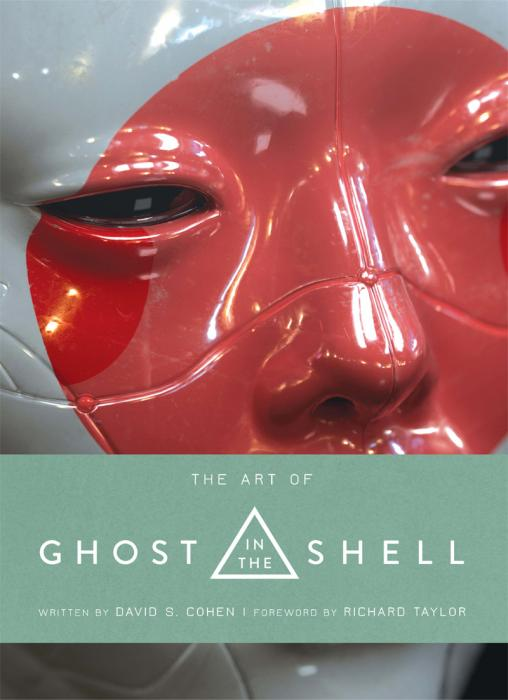 Ghost in the Shell Libro