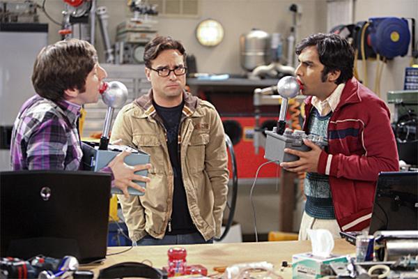 The Big Bang Theory - Kissinger