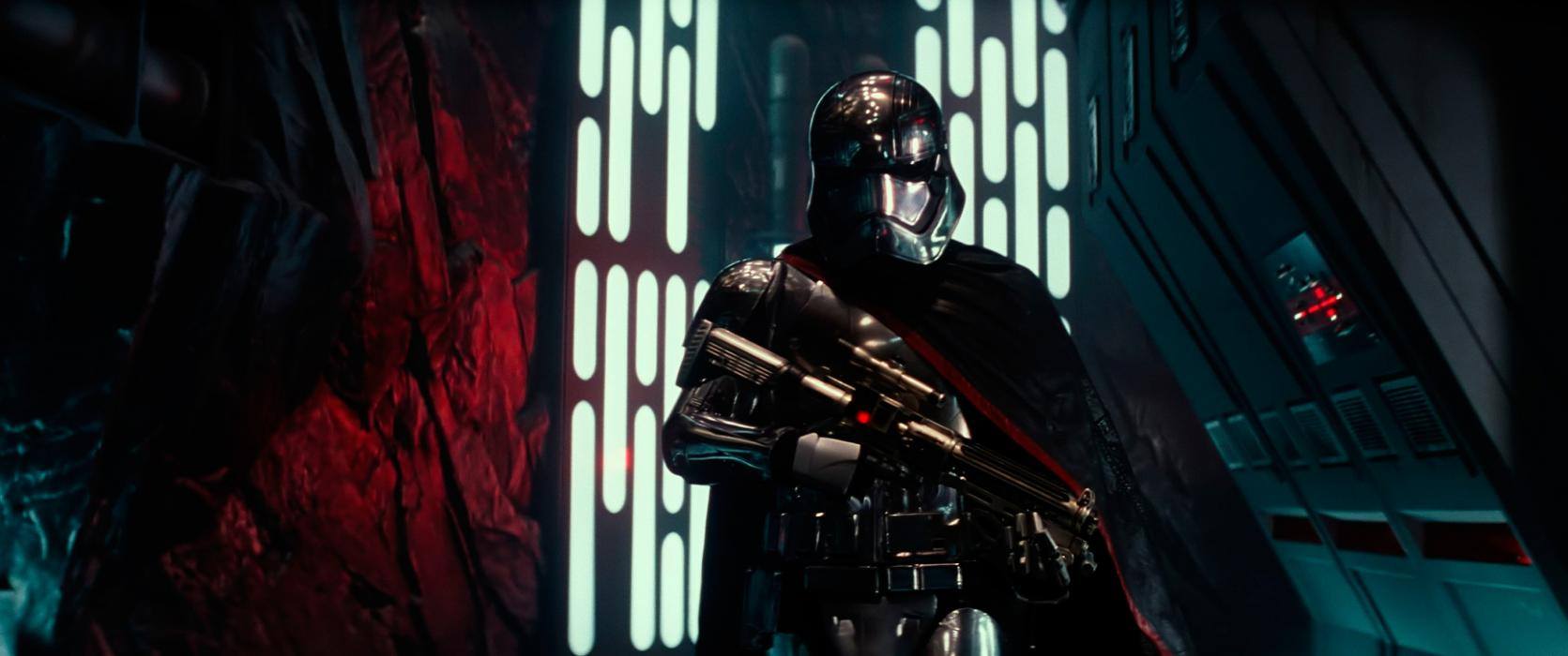 Capitana Phasma Star Wars: Episodio VIII - Gwendoline Christie