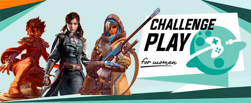 Challenge Play for Women