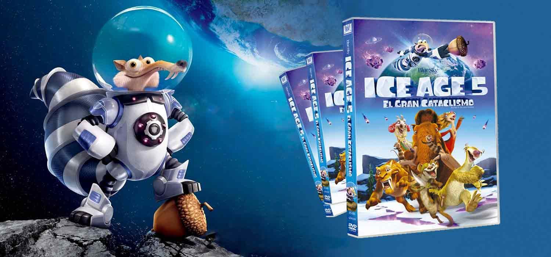 Concurso Ice Age: el gran cataclismo