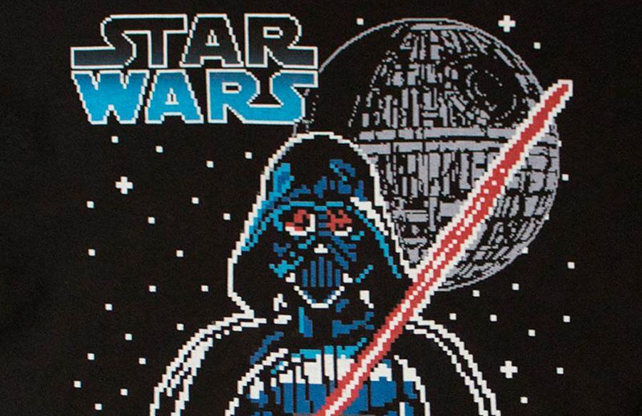 Darth Vader 16 bits