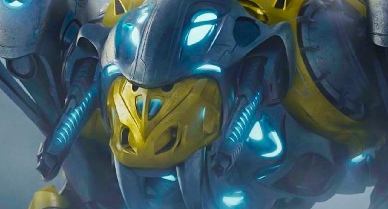 Dinozord Power Rangers