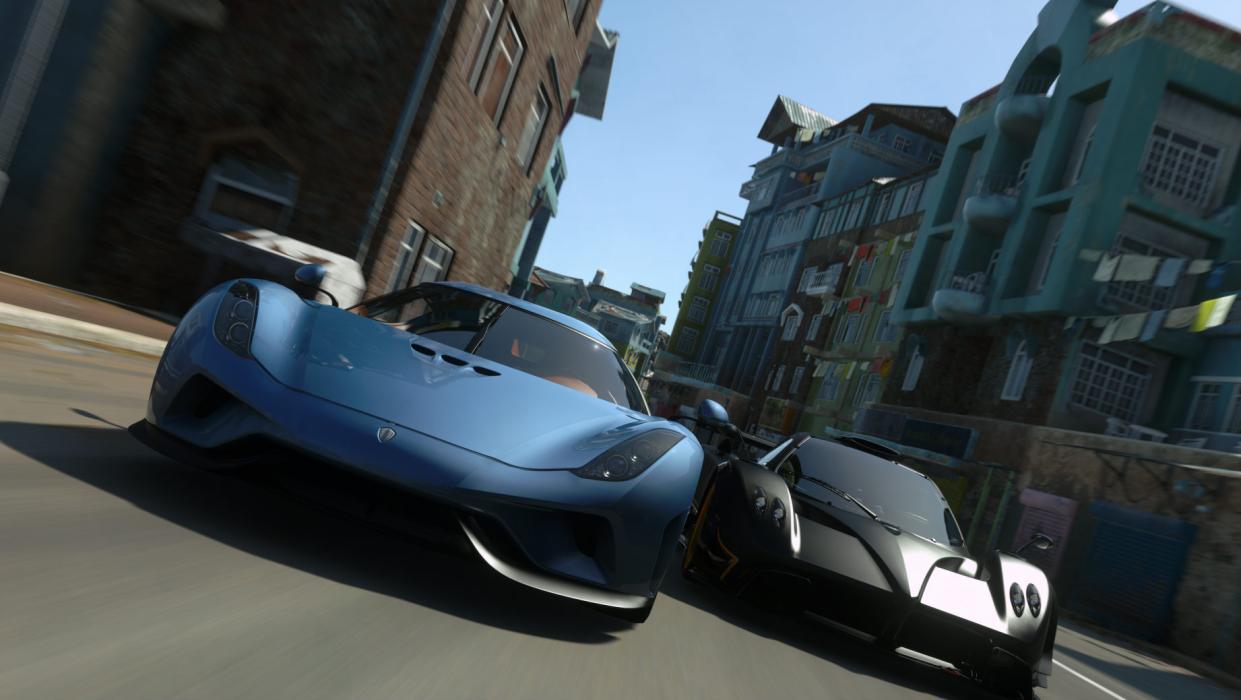 DriveClub y la realidad virtual