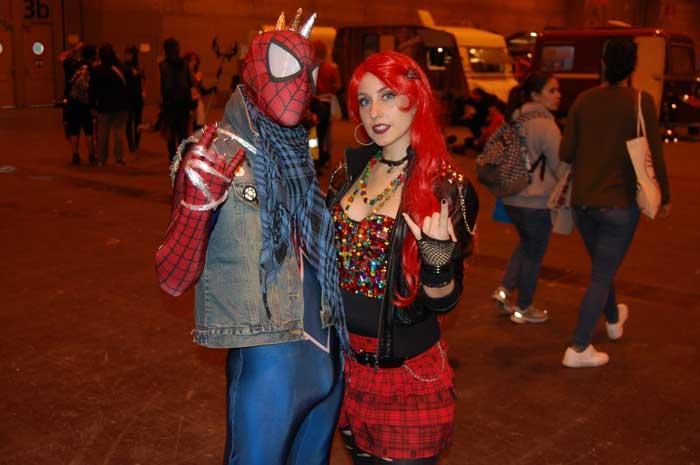 Expocómic 2016: Galería de cosplays