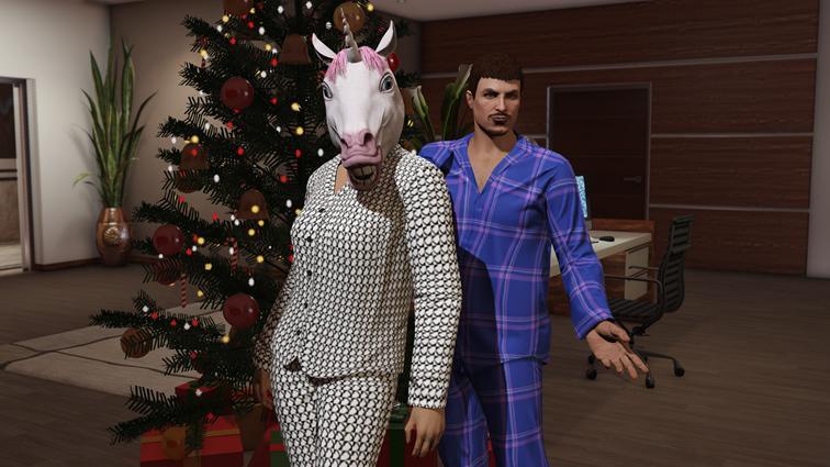 GTA Online - Actualización de Navidad