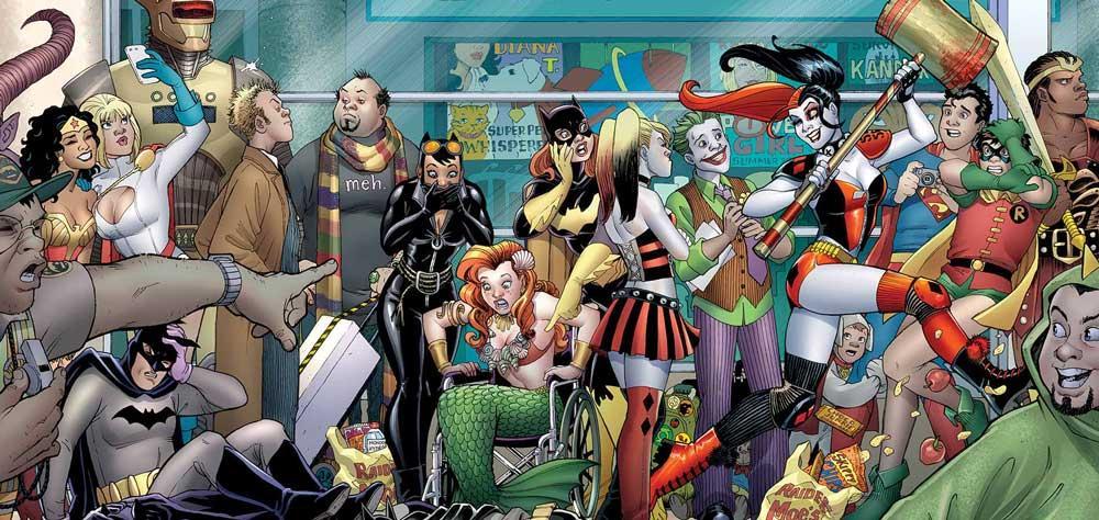 """Harley Quinn: Especiales de """"Apagón"""""""