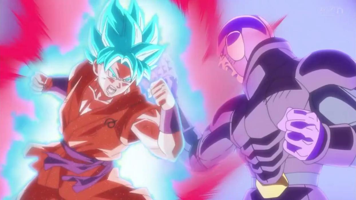 Hit VS Goku