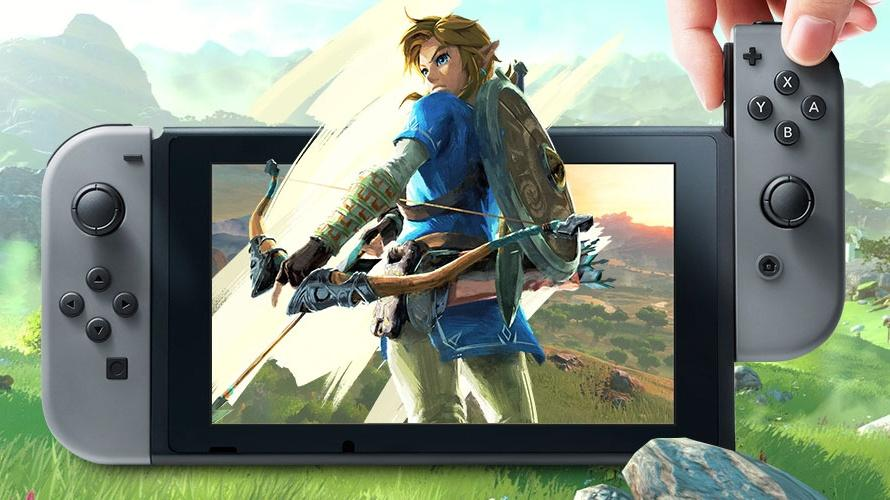 Zelda Breath Of The Wild Ya Es El Segundo Mas Vendido De La Saga