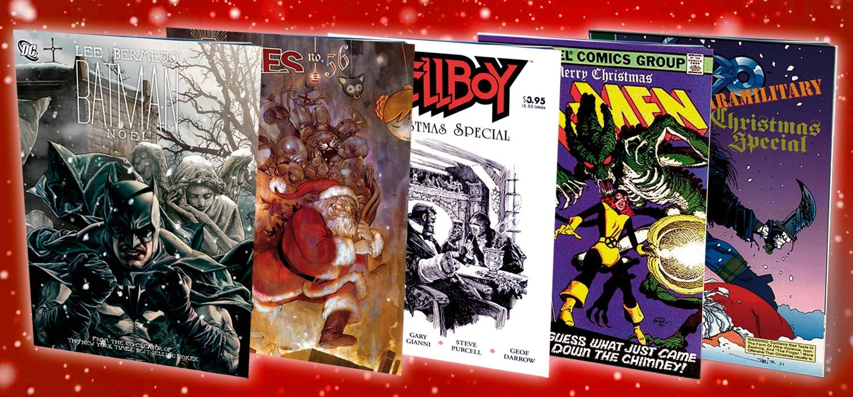 Los mejores cómics de Navidad