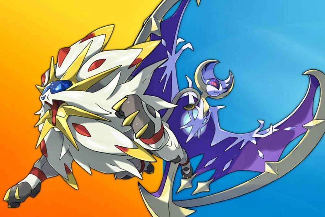 Los mejores juegos para niños de 2016 - Pokémon Sol y Luna