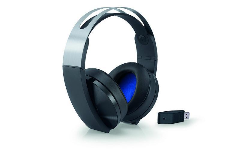 Platinum Wireless Headset PS4