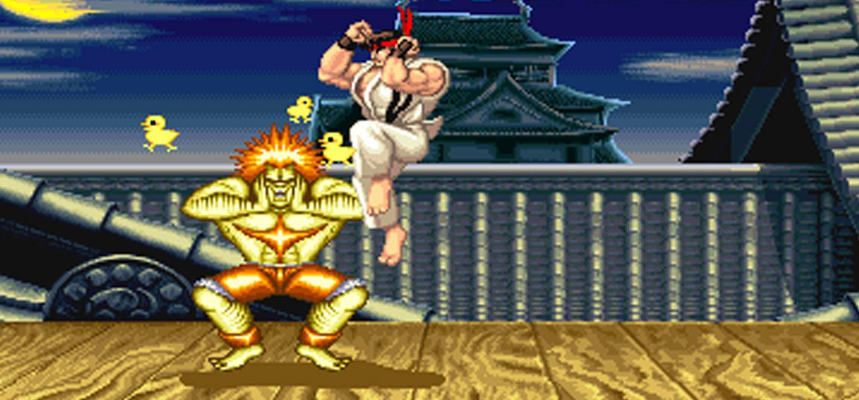 Principal Street Fighter II