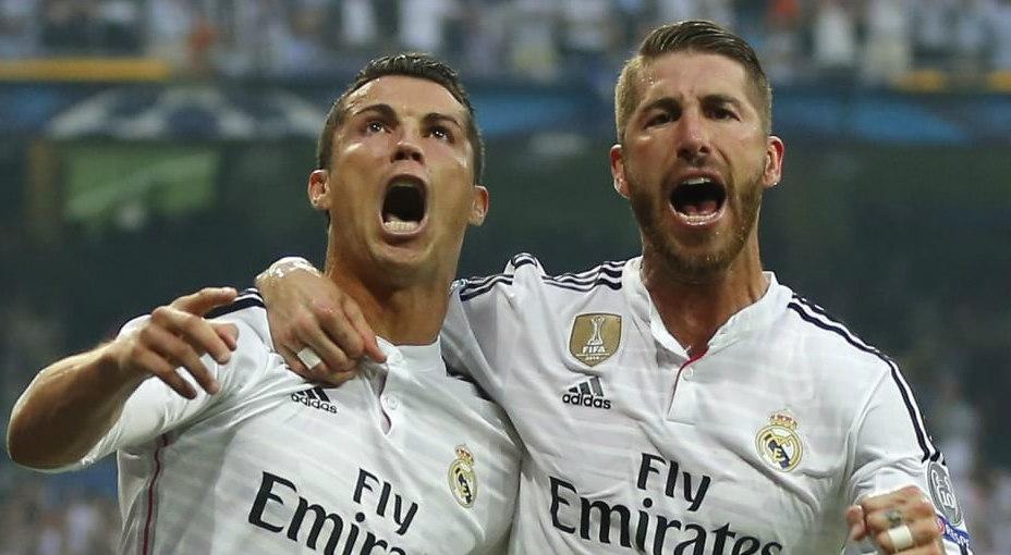 Real Madrid juego
