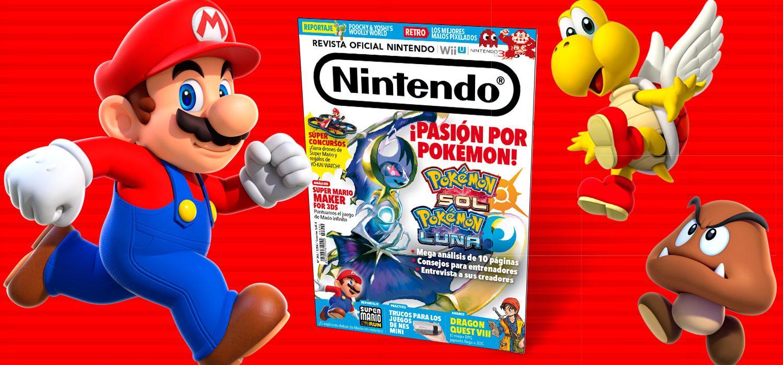 Revista Oficial Nintendo nº 292 ya a la venta