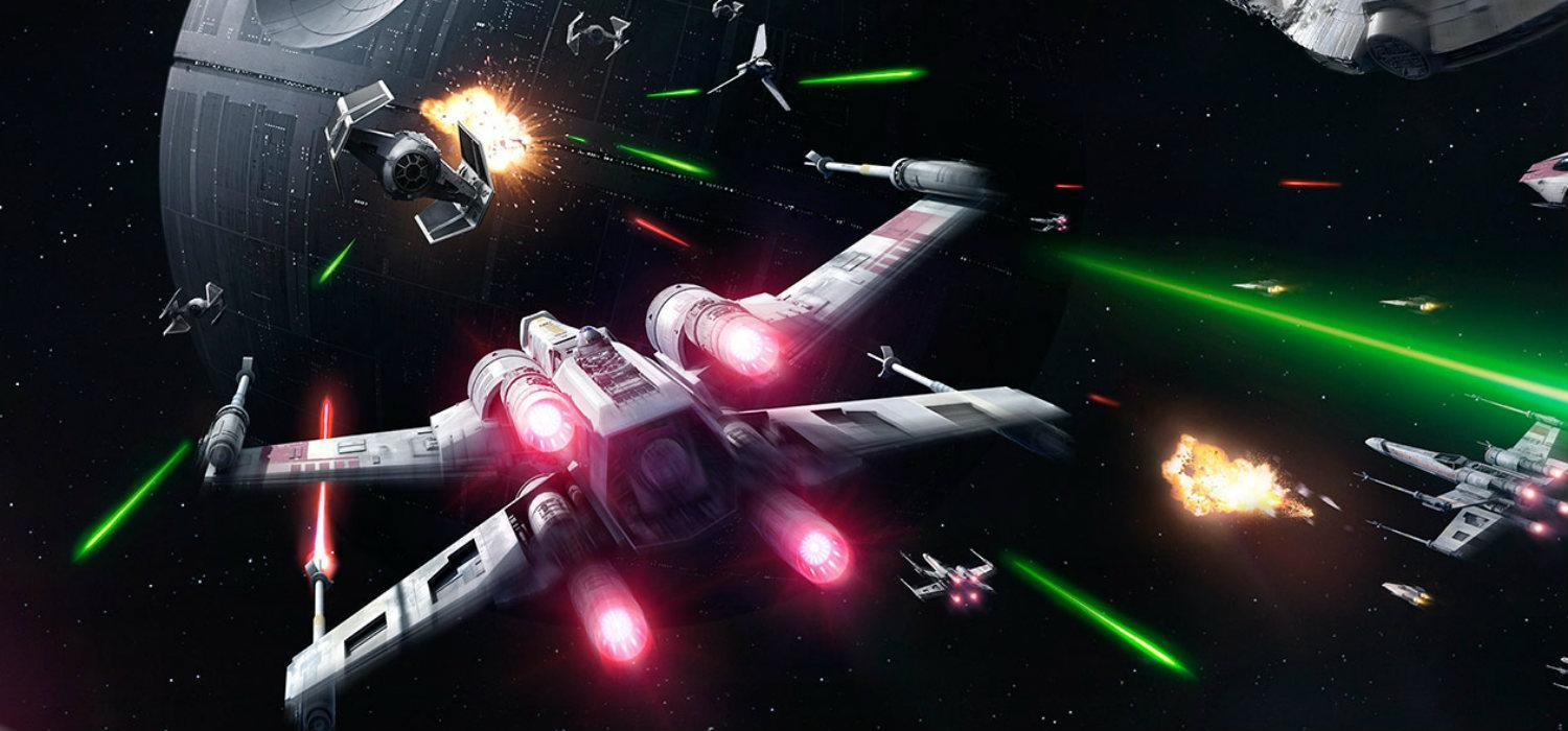 Rogue One X Wing VR