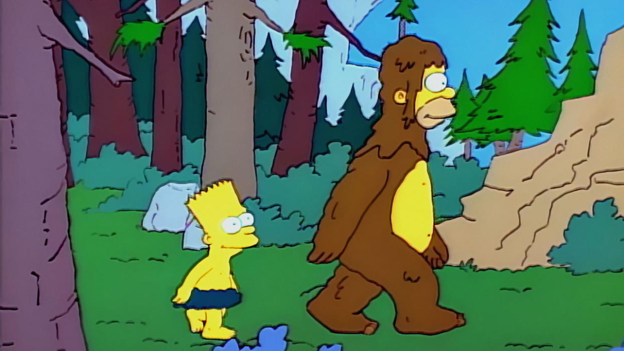 Homer bigfoot