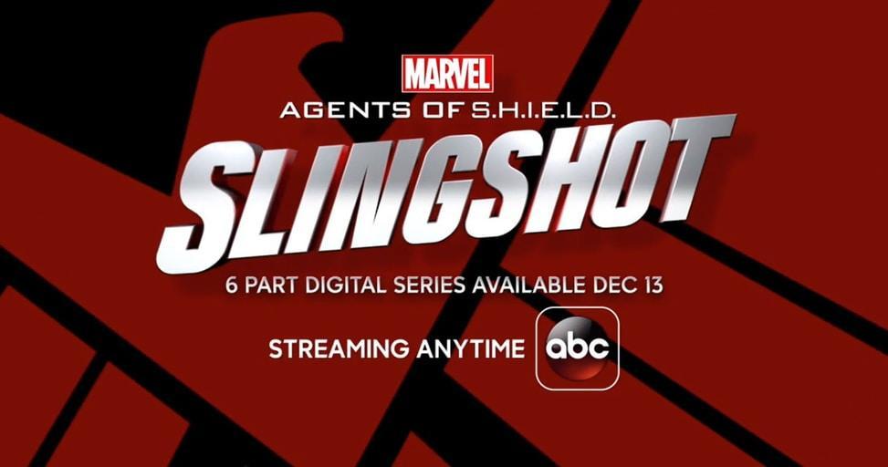 Slingshot, spin-off de Agentes de SHIELD