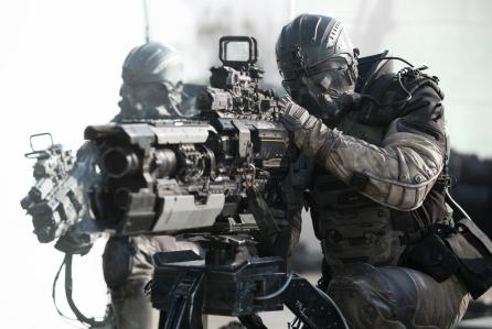 Si Te Gusta Gears Of War Debes Ver La Película Spectral