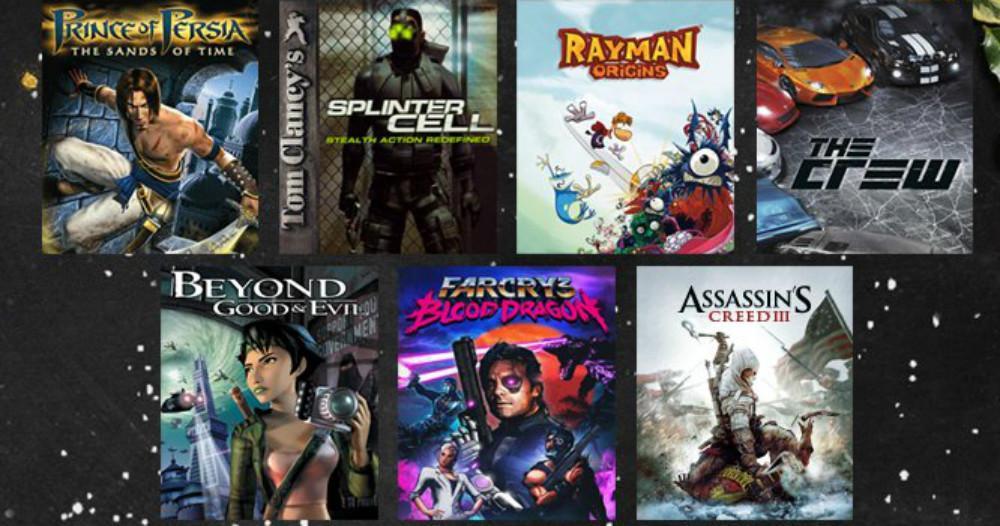 Ubisoft 7 Juegos Gratis En Pc Por Su 30 Aniversario