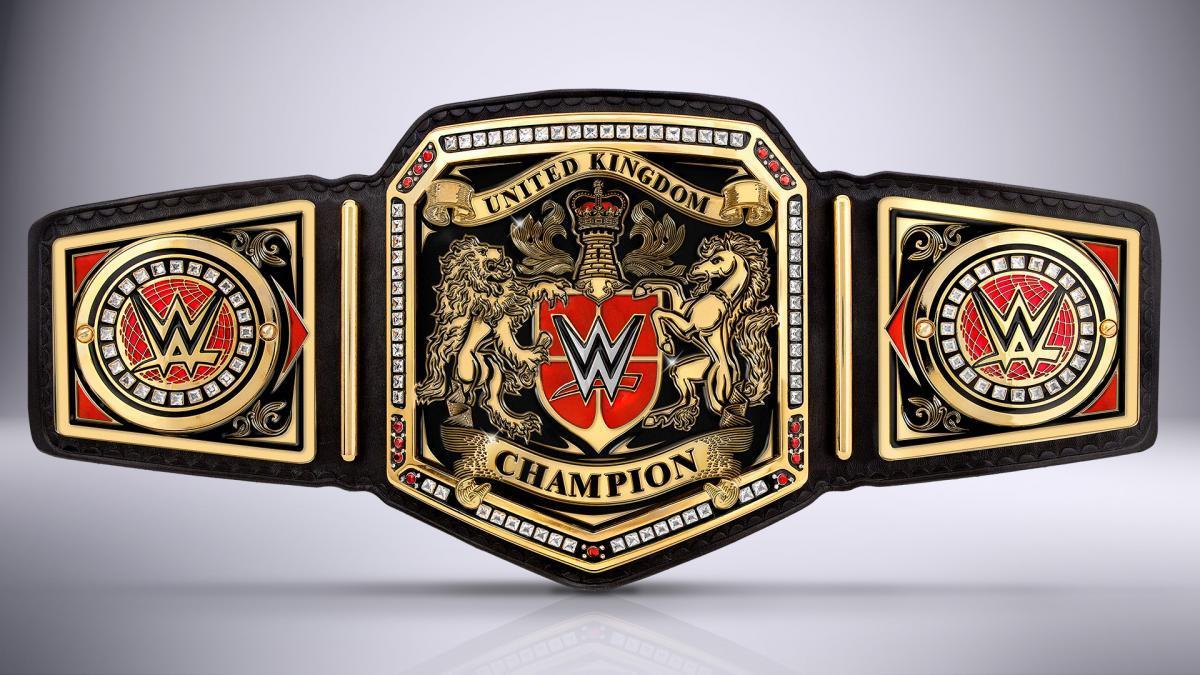 WWE - Campeonato de Reino Unido