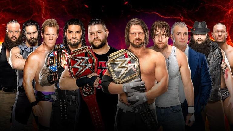 WWE - Diferencias de Raw, SmackDown Live y NXT