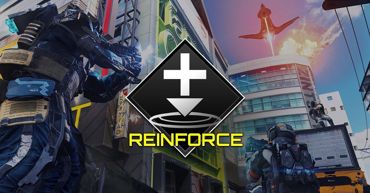 CoD Infinite Warfare Reinforce