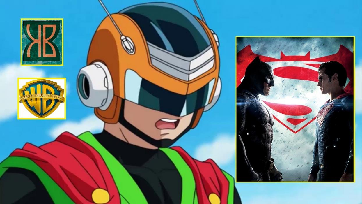 Dragon Ball Super Warner