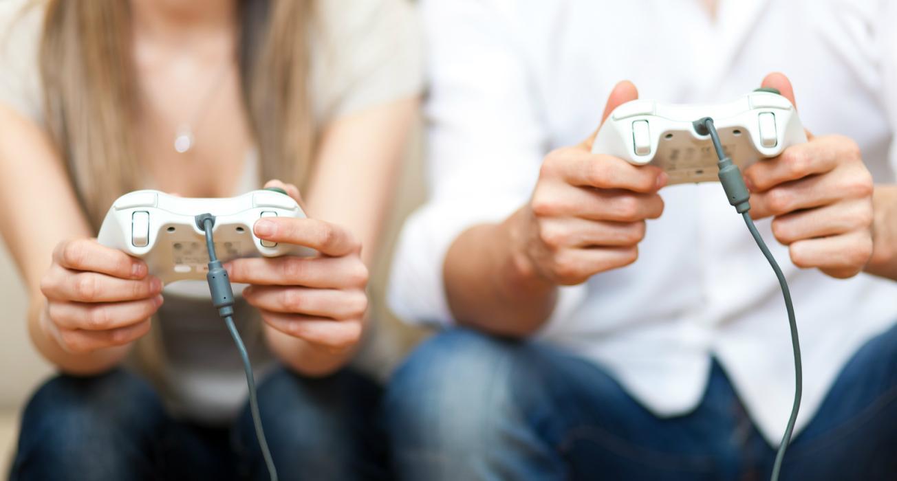 Estudio estrés, videojuegos y sexo