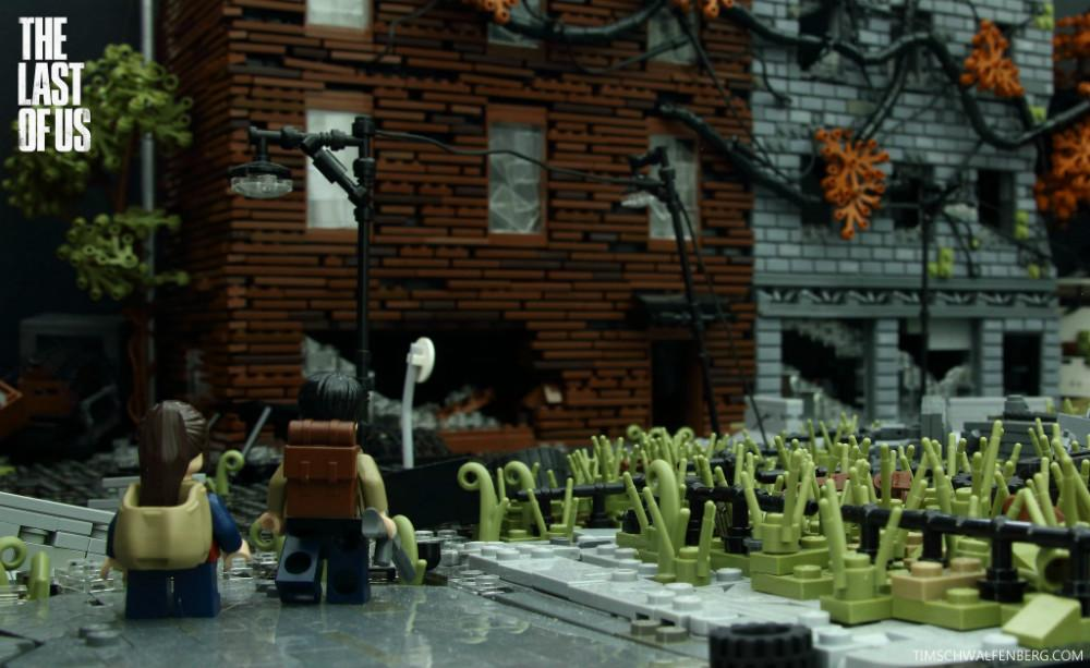 The Last of Us LEGO
