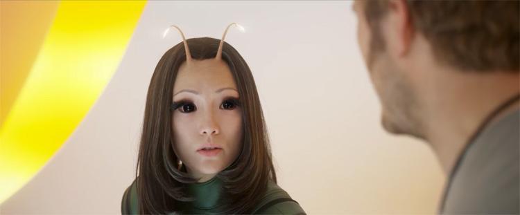 Vengadores Infinity War, Pom Klementieff
