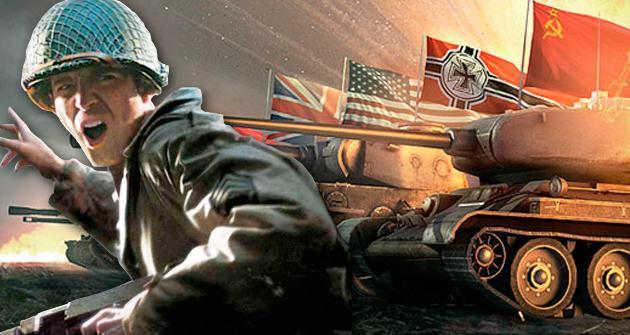 Los mejores juegos primera y segunda guerra mundial