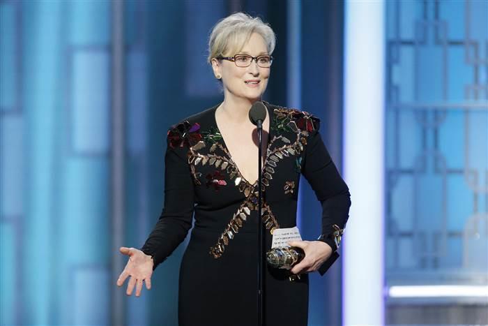 Meryl Streep discurso