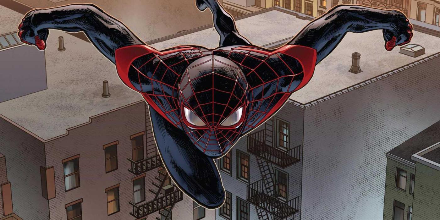 Miles Morales - ¿Quién es el Ultimate Spider-man?