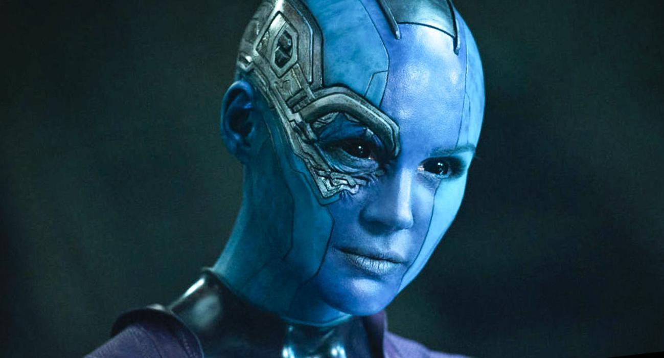 Image result for nebula infinity war