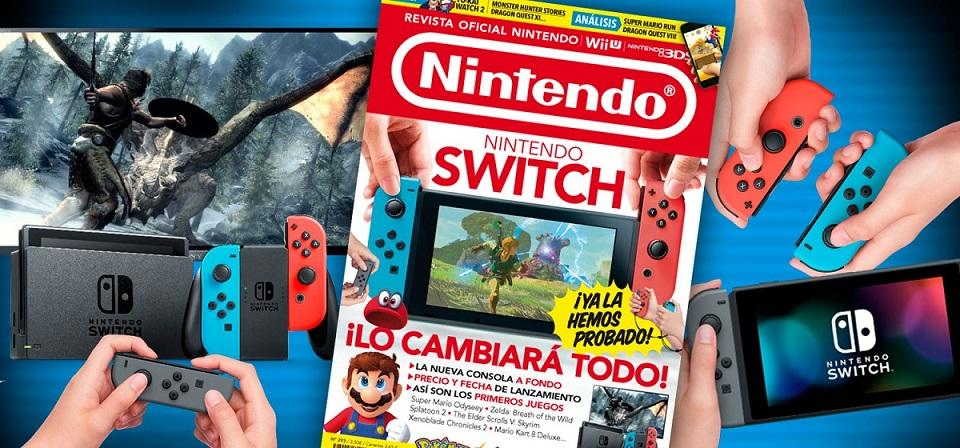 Revista Oficial Nintendo Nº 293 ya a la venta