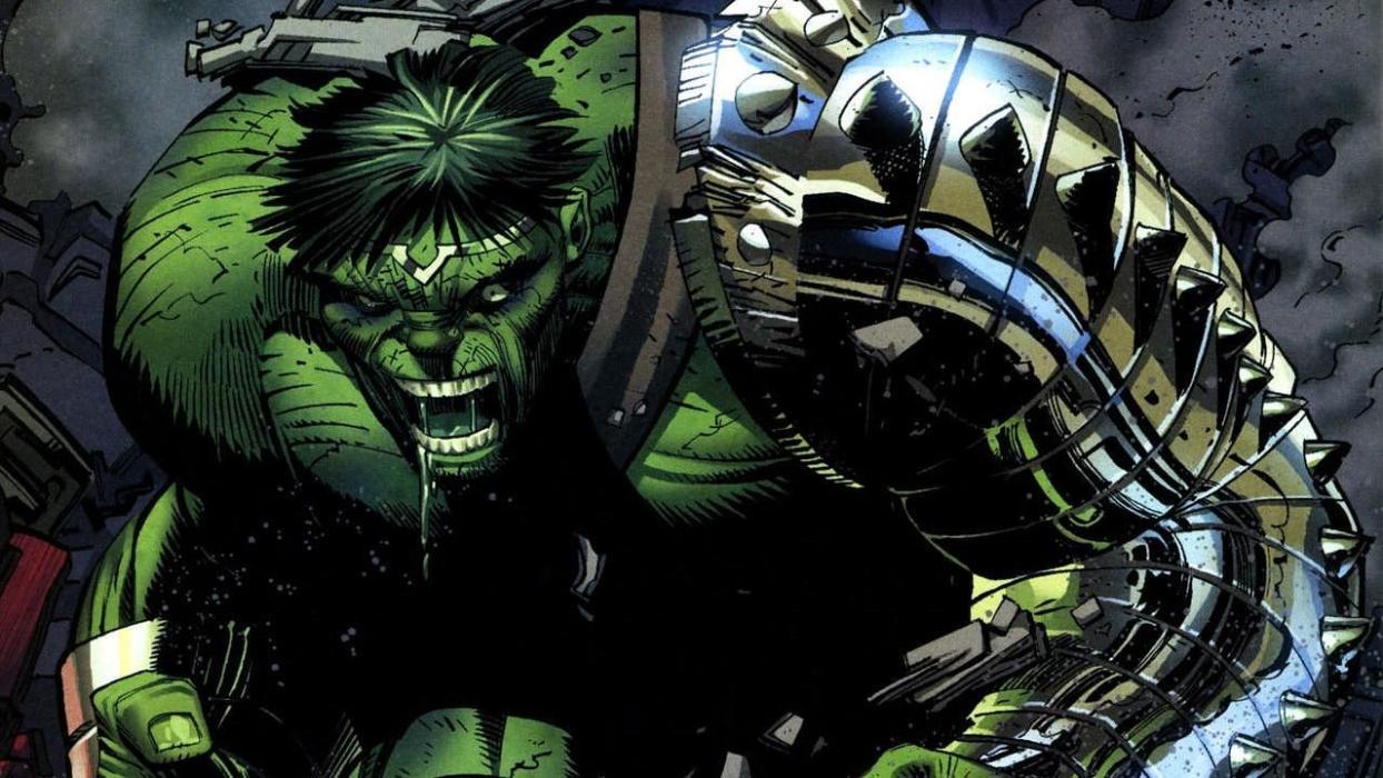Planet Hulk - Thor: Ragnarok