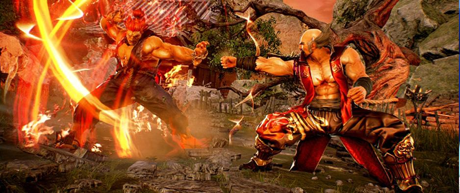Principal Tekken 7