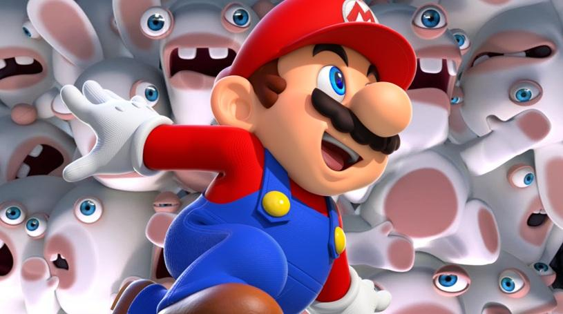 Mario Rabbids Kingdom Battle Para Nintendo Switch Llegara En