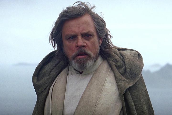 Luke Skywalker es el padre de Rey