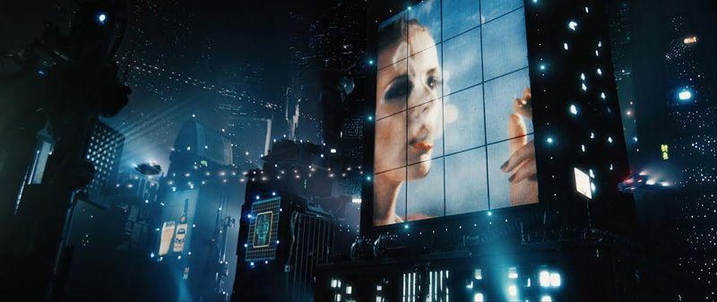 Blade Runner - Tráiler de Slice of life, fan film croata ambientada en la película