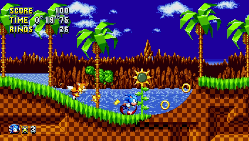 Sonic Mania para Nintendo Switch