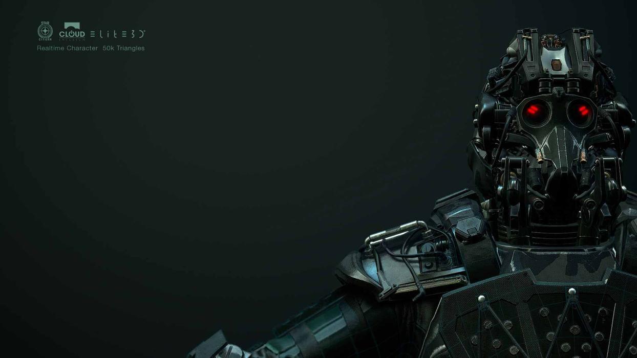 Star Citizen Elite 3D