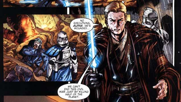 Star Wars:  Las Guerras Clon - Review del volumen 1 de los cómics
