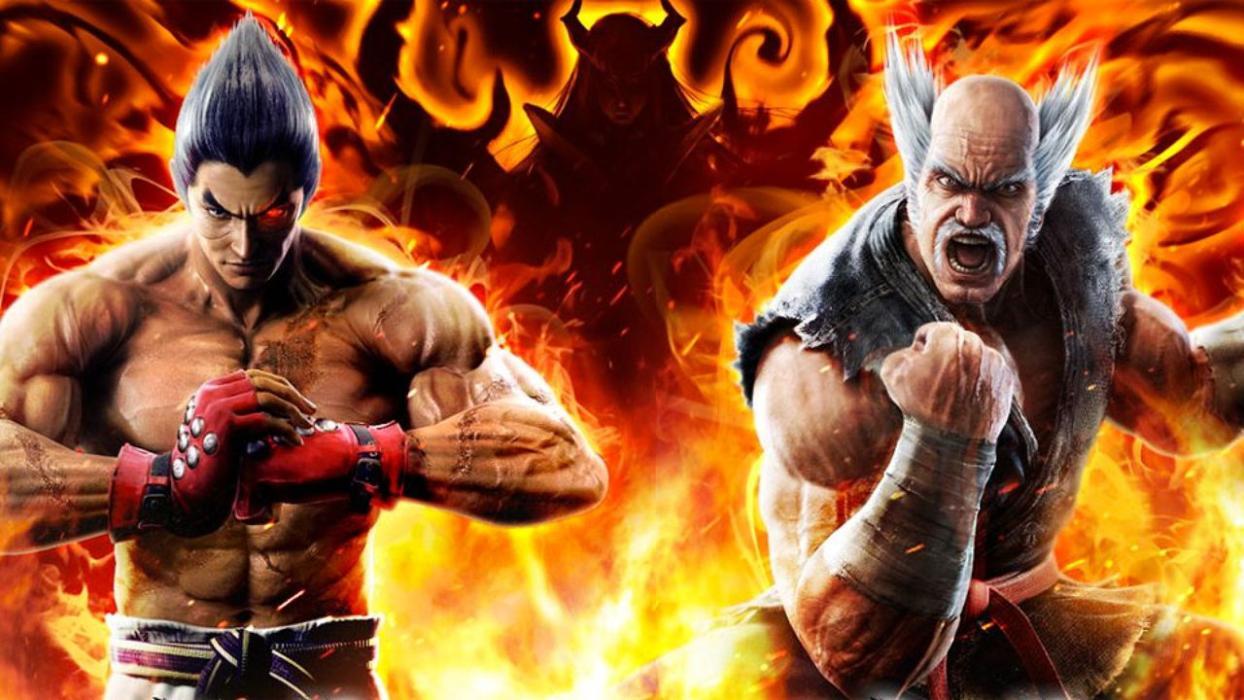 Tekken 7 bandai