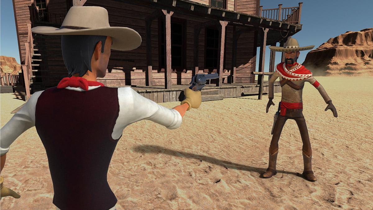 Unforgiven VR