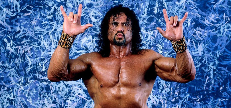 WWE - Jimmy Superfly Snuka