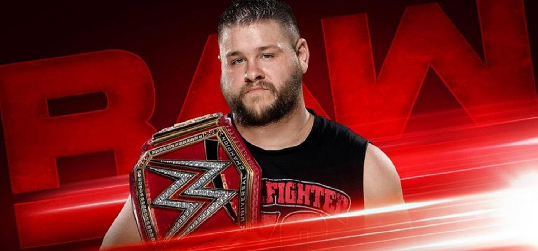 WWE - Kevin Owens